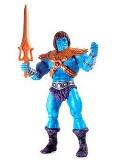 Masters Of The Universe Classics Faker Figure (1st Release)