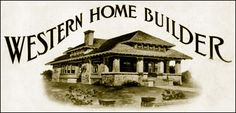 1908 Bungalow Plans for Seattle Area Victor Voorhees  (looks like the in-laws house on Capitol Hill)