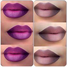 instagram #ombrelips - Google Search