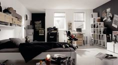 Perfect Teen Bedroom For Boys