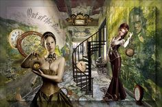 My Dreamworld: Steampunk-Art