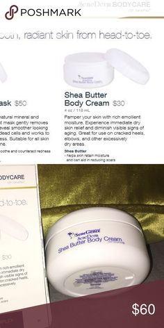 Senegence Shea Butter Body Balm Unopened, brand new, Body cream by Senegence! SeneGence Makeup