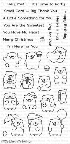 MFT STAMPS: Adorable Elephants x Clear Photopolymer Stamp Set) This package includes Adorable Elephants, a 21 piece set including: Elephants measuring 1 x 1 1 x 1 Mft Stamps, Clear Stamps, Doodle Art, Embroidery Patterns, Hand Embroidery, Hand Lettering, Coloring Pages, Colouring, Paper Crafts