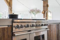 Beste afbeeldingen van industriële keukens in