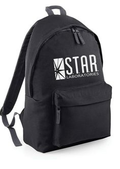 Star labs canvas bag  Backpack starlabs the by DanniRosePrints