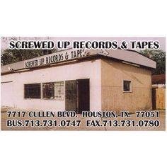 R.I.P. DJ Screw #legend