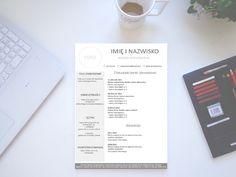 karierownia: Przejrzyste szablony CV do wykorzystania! Free printable CV
