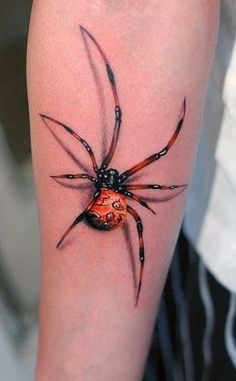 1be71d82fd077 160 Best Spider Tattoo images in 2019 | Small inspirational tattoos ...