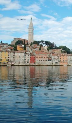#LoveInCroatia: Rovinj! Amongst the innumerable fine destinations one can visit in Croatia, Rovinj is surely one of the most romantic and alluring.