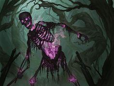 Skeleton by johnnymorrow on DeviantArt