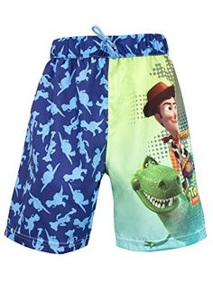 Toy Story Boys Disney Toy Story Swim Shorts *** Find out more details @