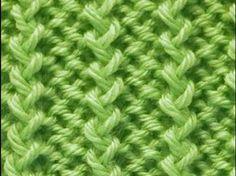 Cómo Tejer Punto Zig Zag-Chevron Stitch 2 Agujas (327) - YouTube Chevron, Stitch 2, Knitting Stitches, Merino Wool Blanket, Crochet Hats, Accessories, Tutorial, Youtube, Knitting Patterns