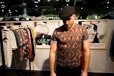 Un t-shirt imprimé sympa de chez Boom Bap #outfit #menswear #tshirt #graphique #print #boombap #commeuncamion
