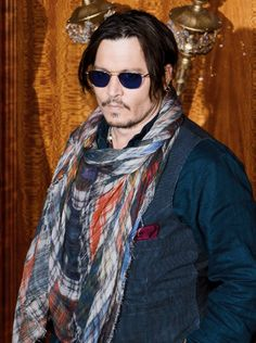 JD  I love this scarf