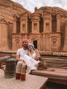A tour to discover two of Israel's most important cities and the main highlights of Jordan. If you only have one week available, this is the right guide for you! Reading Buses, Bus Number, Roman Theatre, Visit Israel, Old Train Station, Jordan Travel, Best Sunscreens, Best Seasons, Adventure Couple