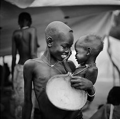 Still room for smiles in Sudan!