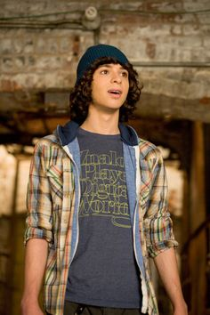 Adam Sevani! Because I just watched the new step up trailer and remembered how much I love him.
