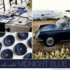 Color Coded: Midnight Blue