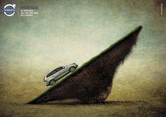 Read more: https://www.luerzersarchive.com/en/magazine/print-detail/volvo-52619.html Volvo (Volvo XC60. 240 horsepower that turn every uphill into a downhill.) Tags: Volvo,McCann, Tel Aviv,Alex Melik-Adamov,Sigal Abudi,Gilad Hirsch,Udi Avital,Eli Azarzar