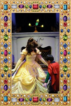 Enchanted Tales with Belle brings Beauty and the Beast to life!