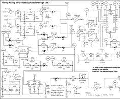 Door buzzer sound circuit using CD4001CD4060 Sound