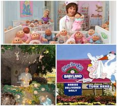 Babyland General Hospital in Cleveland, Georgia / 19 Places That Will Make Your Kid's Dreams Come True (via BuzzFeed)