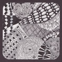 Tiles, Tangles and Strings (Oh My)