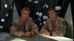 Guys Of Stargate Photo: Walter, Hammond & Daniel Macgyver Richard Dean Anderson, Best Sci Fi Shows, Michael Shanks, Daniel Jackson, Stargate Atlantis, Celebrity Crush, Science Fiction, Guys, Affair