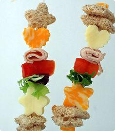 φαγητο για παρτυ σουβλακια σαντουιτς