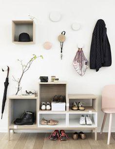 Não negligencie esta pequena área e invista nos elementos certos para torna-la um espaço agradável e organizado.