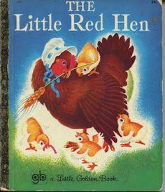 Golden book, The Little Red Hen