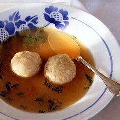 ... Matzo Ball Soup Recipe - Saveur.com ... My Matzo Ball soup is the BOMB