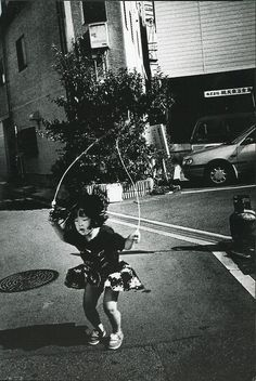 Daido Moriyama scan from The World through My Eyes