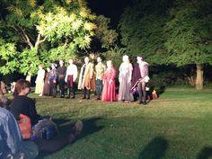 American To Britain: Cambridge Shakespeare Festival
