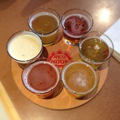 Redhook Brewery in Portsmouth ~ LOVE it!  The tour is awesome and all of the brews are delish.