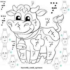 5 rakamı Numbers Preschool, Preschool At Home, Preschool Math, Preschool Worksheets, Kindergarten Math, Activity Sheets For Kids, Activities For Kids, Abc Coloring Pages, Teacher Inspiration