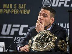 UFC Negó La Oferta De Rafael dos Anjos Para Luchar Contra Lawler O Diaz En El UFC 200  Mira el detalle.