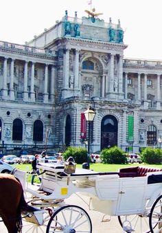 Hofburg Palace in Vienna,Austria