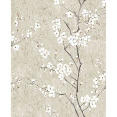 Shop Graham & Brown Graham & Brown Kyoto Sakura Pale Gold Wallpaper at Lowe's Canada. Find our selection of wallpaper at the lowest price guaranteed with price match. Gold Wallpaper, Paper Wallpaper, Wallpaper Samples, Textured Wallpaper, Wallpaper Roll, Asian Wallpaper, Tapete Gold, Cherry Blossom Wallpaper, Sakura