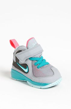 Nike 'Air Max Lebron VIIII' Basketball Shoe (Baby, Walker & Toddler) | Nordstrom - for my Luca one day!
