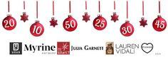 Super stockverkoop aan ronde kerstprijzen bij Outlet Cottage -- De Haan -- 06/12-07/12