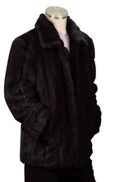 11afa7278 9 Best Mens USA (Faux Fur Coats) images in 2013 | Fur coat fashion ...
