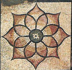 Ancient Roman Mosaics | Canterbury Roman mosaic