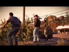 State of Decay Gameplay Trailer (the gameplay is more fun than this makes it look) #halloween