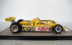 Slim Borgudd, an occasional session drummer for ABBA, secured an F1 drive with ATS in 1981. The Swedish racing driver promptly plonked the ABBA logo along the sidepods in a hope to attract more investors. He scored a point in that years British Grand Prix.