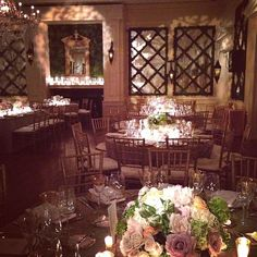 Love these antique mirrored boxwood trellis panels we created for #sweetheartball2014 #jacksondurham