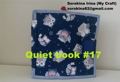 Quiet book #17