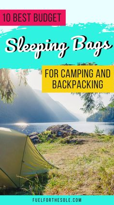 If you are new to camping, hiking & backpacking, finding quality budget gear is important to you. We have found the best cheap sleeping bags available online. These deals offer every feature you need for lightweight, ultralight & compact options; winter and cold weather; outdoor, indoor, glamping & sleepovers; two person or couple; adult size; & mummy style. Keep your tent & your bed warm for your next outdoor travel adventure. #sleepingbag #camping #hiking #backpacking #cheap…