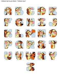 alfabeto tigro