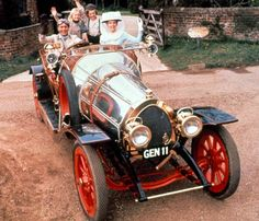 A look back at the most famous cars from television and film, from KITT to   Chitty Chitty Bang Bang.